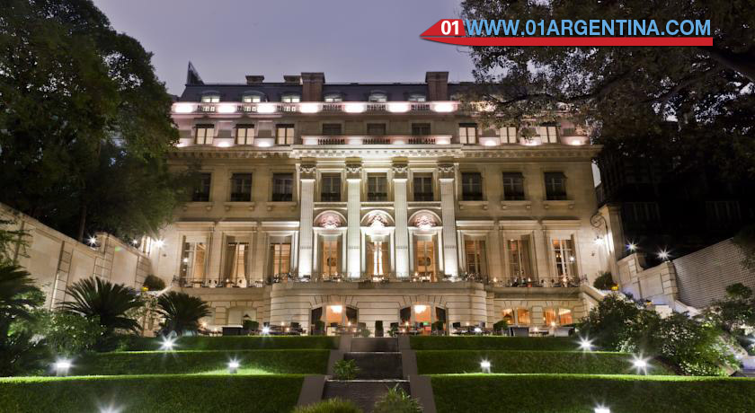 Five top hotels in argentina of travelers choice awards 2014 for Best hotel awards