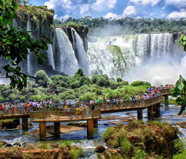 luxury tour iguazu falls