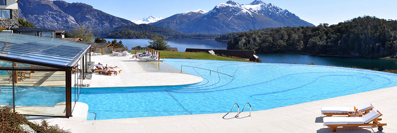 Bariloche at the llao llao hotel