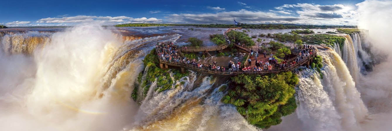 Iguazu Falls Luxury Tour Packages