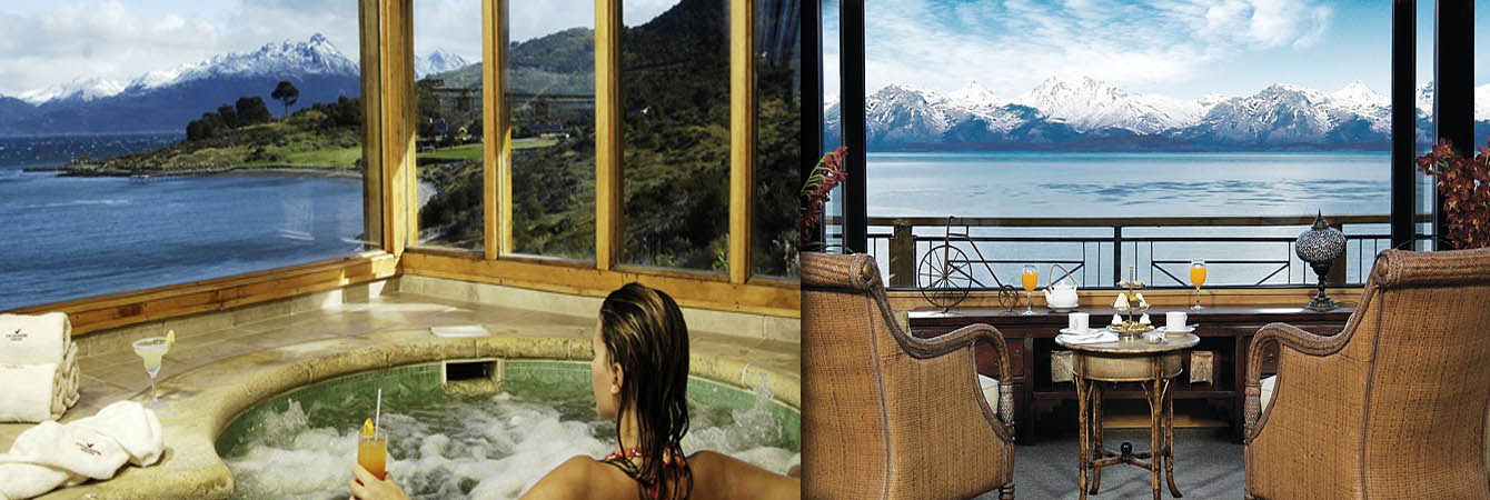 Luxury tour in Ushuaia